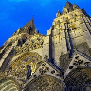 France-Bayeux-Cathedral