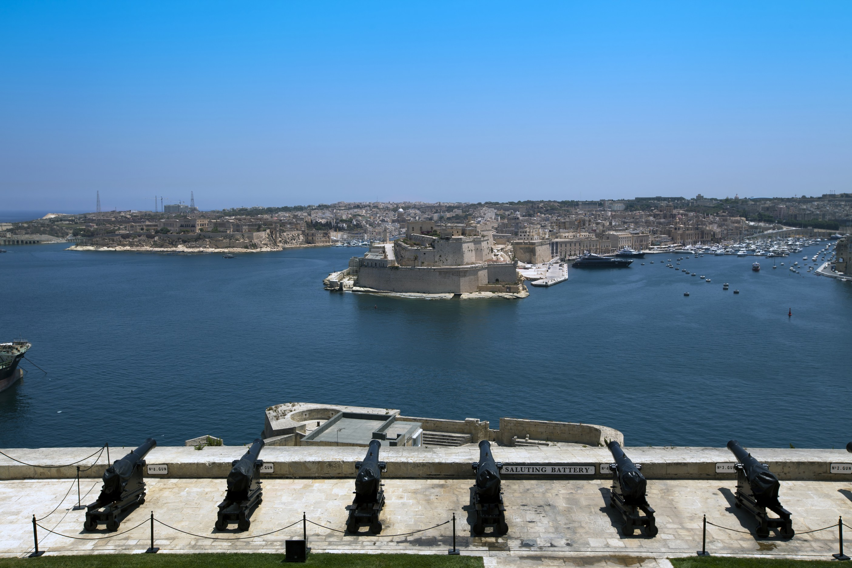 Harbor Tour Valletta