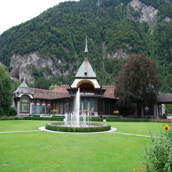 Interlaken-Kuursal