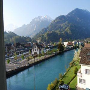 Interlaken-River