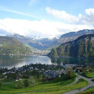 Switzerland-Lake-Lucerne-Landscapes