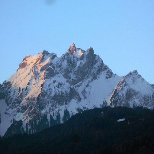 Switzerland-Lucerne-view-of-Mount-Pilatus