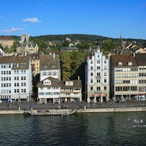 Switzerland-Zurich-Old-Town