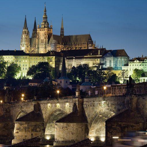 St Charles Bridge Prague